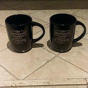 Irish cream mugs